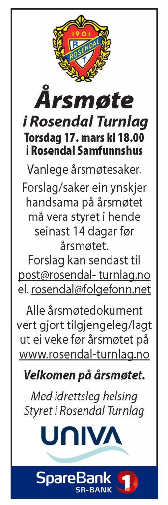 Aarsmote RTL